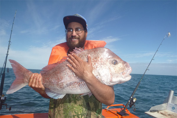 6 hrs of inshore fishing Whakatane
